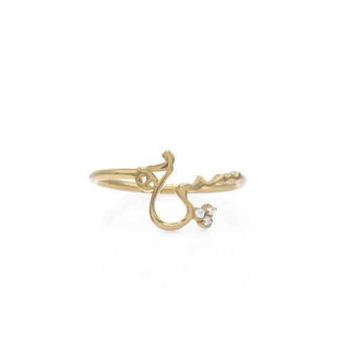 Farsi - Arabic Name Ring