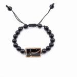 Mens Bold Persian - Arabic Name Bracelet